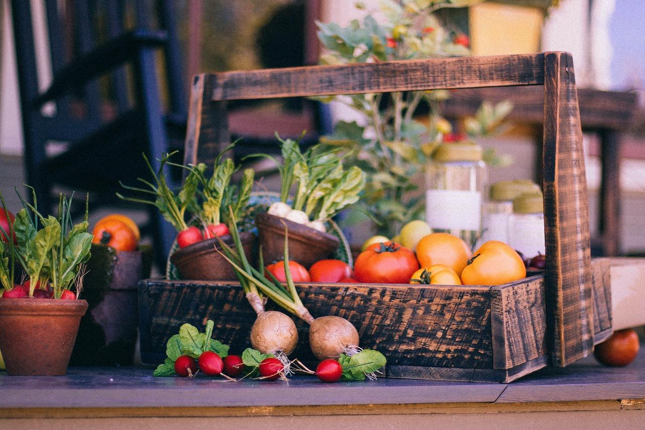 Podstawowe fakty o warzywach